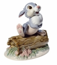 "Nao by Lladro Porcelain ""Thumper"" Figurine"