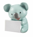 Nao Koala With Message (Turquoise) Figure