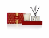 Nest Holiday Classic Candle & Reed Diffuser 2PC Gift Set