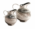 Dessau Home Nickel Swirl Pitcher Home Decor