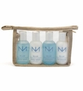 Niven Morgan Blue Travel Set