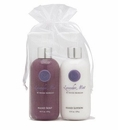 Niven Morgan Lavender Mint Hand Soap & Lotion Set