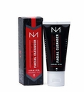 Niven Morgan Mens Double Play Facial Wash/Exfoliant Travel Size - 2.3 oz.