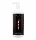 Niven Morgan Mens Rue 1807 Body Wash & Shampoo - 33oz.