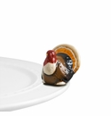 Nora Fleming Gobble Gobble Turkey Mini Ceramic Charm