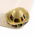 Nora Fleming Ole Sombrero Mini Ceramic Charm