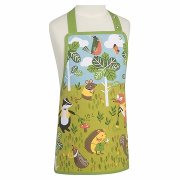Now Designs Apron Kid Critter Capers