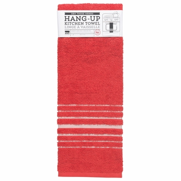 Now Designs Hang-Up Towel Red