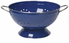 Now Designs Metal Colander 3 Qt Navy