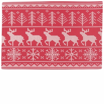 Now Designs Placemat Sweater Weather Print