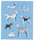 Now Designs Swedish Dishcloth Dog Days