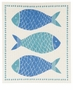 Now Designs Swedish Dishcloth Fish Market