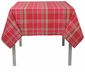 Now Designs Tablecloth 90 In Spirits Bright Chili
