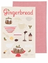 Now Designs Tea Towels Gingerbread Set Of 2
