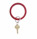 O-venture Big O Key Ring Cherry On Top Croc