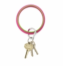 O-venture Big O Key Ring Tickled Pink