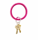 O-venture Big O Key Ring Tickled Pink Lizard
