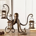 Octopus Lantern by SPI Home
