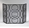 Orb Fireplace Screen by Cyan Design