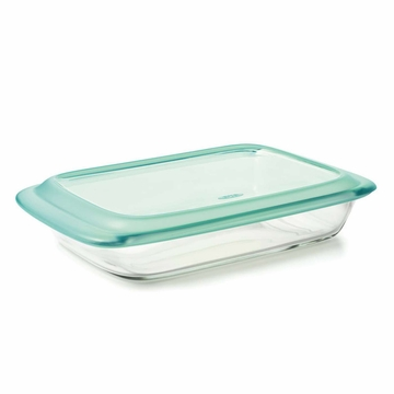 OXO Glass 3 Qt Baking Dish with Lid