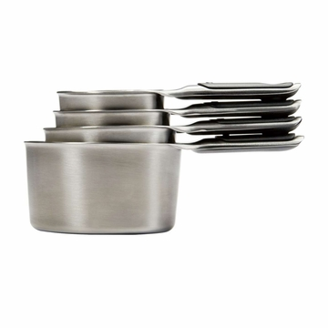 OXO Good Grips Stainless Steel 4 Pc. Measuring Cup Set