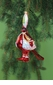 Patience Brewster Cardinal Glass Ornament