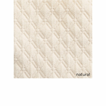 Peacock Alley Alyssa 72X92 Twin Coverlet Natural