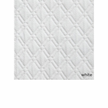 Peacock Alley Alyssa 72X92 Twin Coverlet White