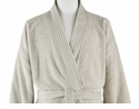 Peacock Alley Bamboo Basic S/M Small White Robe
