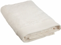 Peacock Alley Bamboo Bath Towel Ivory