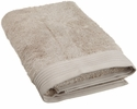 Peacock Alley Bamboo Wash Towel  Linen
