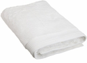 Peacock Alley Bamboo Wash Towel  White