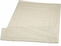 Peacock Alley Basic Mat Bath Ivory
