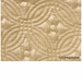 Peacock Alley Lucia 96X98 Queen Coverlet Champagne