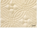 Peacock Alley Lucia 96X98 Queen Coverlet Pearl