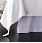 Peacock Alley Luxury Bedskirts