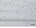 Peacock Alley Park Avenue Hand Towel White