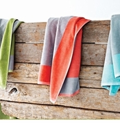Peacock Alley Soleil Beach Towels