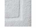 Peacock Alley Tiffany 24X40 White Large Bath Rug