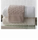 Peacock Alley Uptown Wash Towel Ivory
