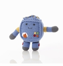 Pebble Robot Rattle - Spark