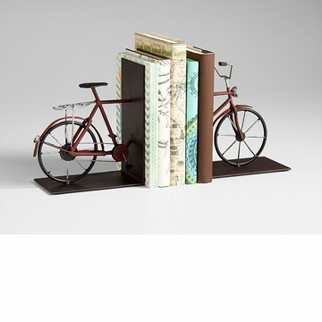 Pedal Bookends by Cyan Design