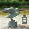 Pelican Lantern by SPI Home