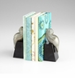 Perched Bird Iron Bookends by Cyan Design
