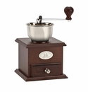 Peugeot Bresil Walnut Coffee Grinder