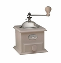 "Peugeot Cottage Ivory 8.25"" x 5"" x 5"" Coffee Mill Gift Boxed"