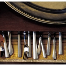 Pewter and Metal Serveware & Flatware
