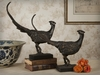 Pheasant Bronze Iron?Sculpture Home Decor