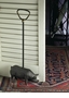 Pig Door Stop Bronze Iron Home Decor