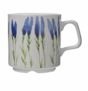 Pillivuyt Garrigue Stackable Mug - 9 Oz. Set of 4